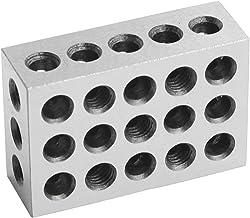 Scicalife Fräsningsmaskin block 23 hål parallell dyna fräsning maskin parallell dyna skruvstäd platta konturer block för m...