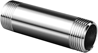 Quickun 304 Stainless Steel Pipe Fitting, 1