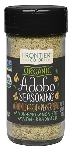 Frontier Natural Products Adobo Seasoning, Og, 2.86-Ounce
