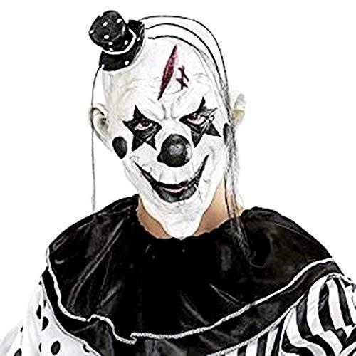 Clownmasker - moordenaar - clown - rubber - origineel idee voor een verjaardagscadeau voor kerstmis pennywise clown horror joker