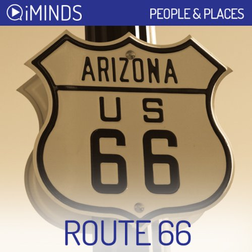 Route 66 audiobook cover art