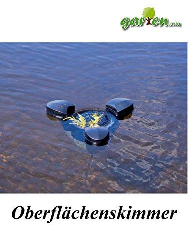 Heissner Skimmer Teichskimmer inkl. Pumpe