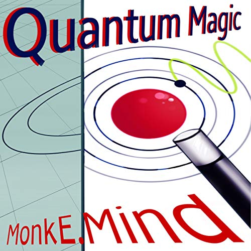 Quantum Magic audiobook cover art