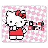 pink hello kitty mousepad