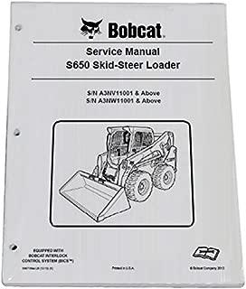 bobcat s650 parts