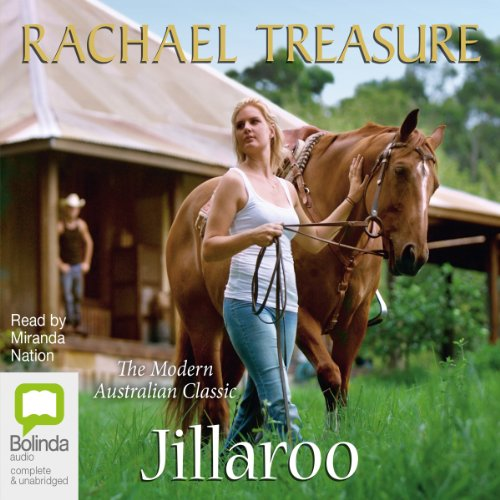 Jillaroo audiobook cover art