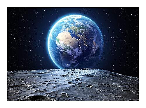 Puzzle Universo Rompecabezas - Hermosa Blue Earth