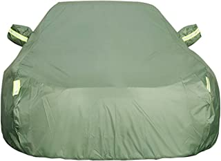 OOFAYZYJ Autoabdeckung passend für Opel Auto Vollgarage Wasserdicht Staubdicht Kratzfest Winddicht Anti UV