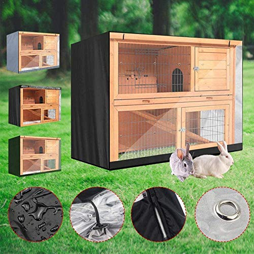Rabbit Hutch Cover Diy