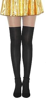 Kawaii Socks - Cute Animal Mock Cartoon Knee High Tattoo Tights - Thigh-high Patterned Stockings for Women and Girls