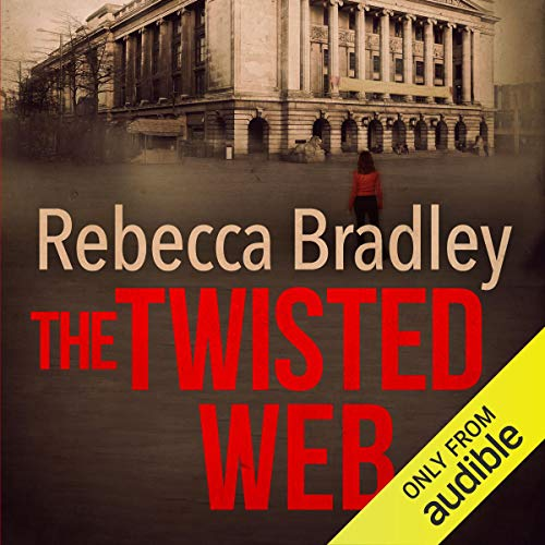 The Twisted Web audiobook cover art