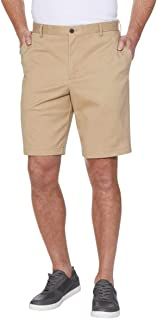 Mens Saltwater Flat Front Stretch Chino Shorts