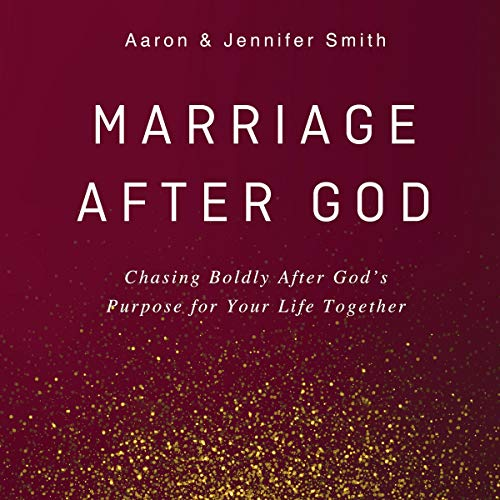 Marriage After God audiobook cover art