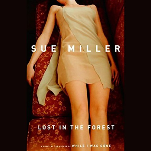 Lost in the Forest audiobook cover art