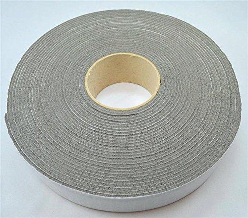 Kautschuk-Isolierklebeband 50 x 3 mm grau EUR 0,40/m, 15 m Kautschukklebeband