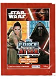 Topps sobre DE Cartas CROMOS SIN Abrir Star Wars 2010 The Force ATTAX. Cartas COLECCIONABLES