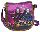 Karactermania Los Descendientes Fairest Bolso Bandolera, 17 cm, Morado