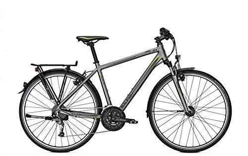 Trekkingrad Raleigh RUSHHOUR 2.0 HS Herren 28' 27-G Magura HS11, Rahmenhöhen:60;Farben:Torontogrey matt