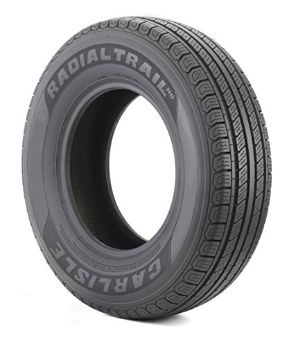 Our #4 Pick is the Carlisle Radial Trail HD Trailer Tire ST205/75R15