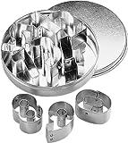 Birkmann 170056 - Moldes para Galletas, diseño de...