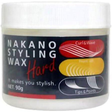 ナカノ スタイリングワックス ハード 90g