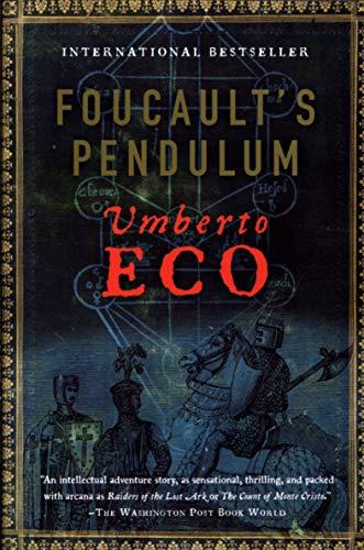 Foucault's Pendulum (English Edition)