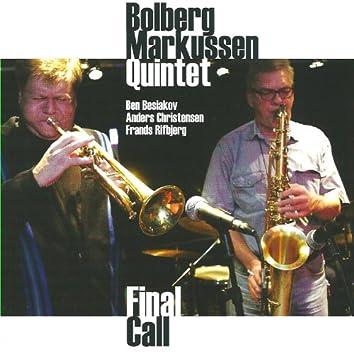 Final Call (feat. Ben Besiakov)