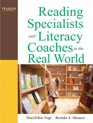 Reading Specialists and Literacy Coaches in the Real...