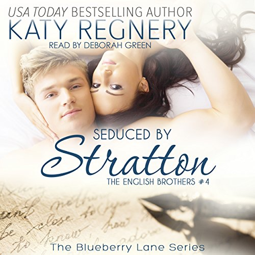 Seduced by Stratton audiobook cover art