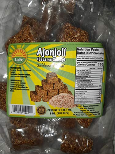 Top ajonjoli candy puerto rico for 2021