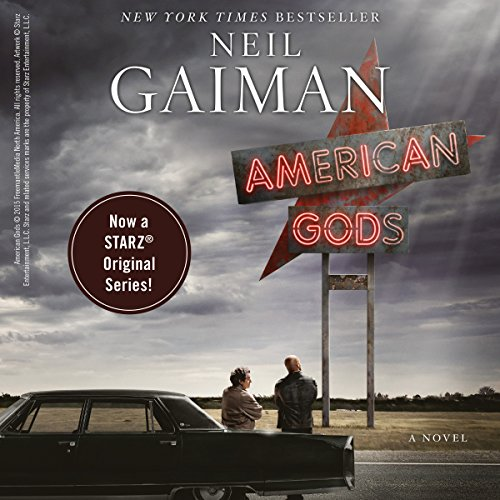 American Gods [TV Tie-In] cover art