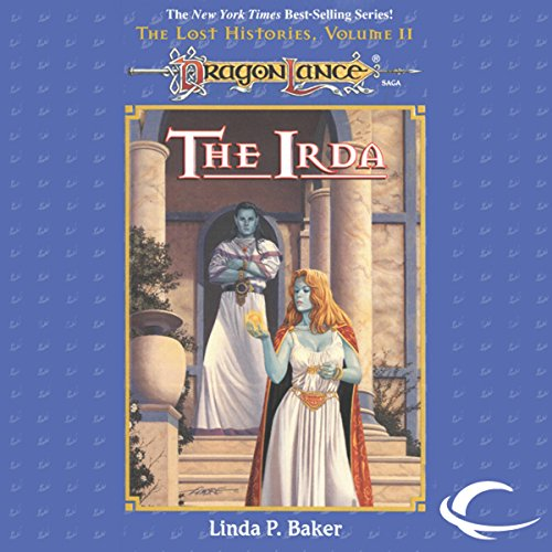 The Irda audiobook cover art