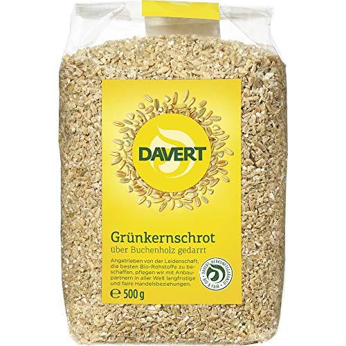 Davert Bio Grünkernschrot (1 x 500 gr)
