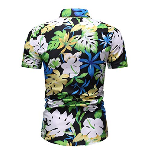 AG&T Shirt Original King Kameha   Funky Camisa Hawaiana Señores ...