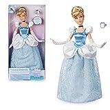 Offizielle Disney 30cm Cinderella Classic Puppe mit Ring