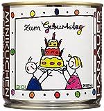 Hanauer Minikuchen SchokoNuss 'Zum Geburtstag', 1er Pack (1 x 170 g)