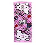 Royal Hello Kitty Badetuch-Set, Frottee, 20 x 40 cm, 2-teilig