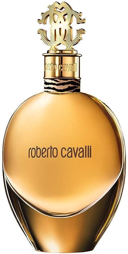 Roberto cavalli, eau de parfum per donna, 75 ml 10006239