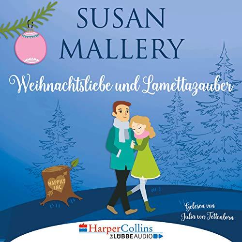 Weihnachtsliebe und Lamettazauber: Happily Inc - Kurzgeschichte