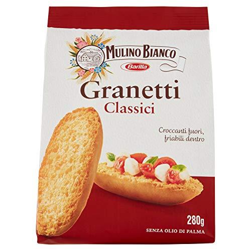 Mulino Bianco Crostini Granetti Classici, 280g