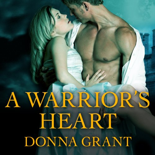 A Warrior's Heart audiobook cover art