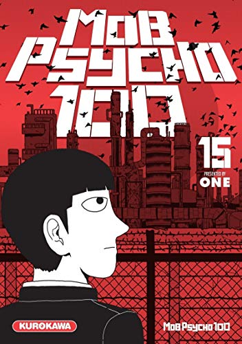 Mob Psycho 100 Edition simple Tome 15