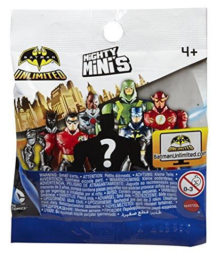 MIGHTY MINIS DC COMICS BATMAN UNLIMITED MINI FIGURE BLIND BAG