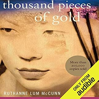 Thousand Pieces of Gold audiobook cover art