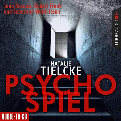 Psychospiel audiobook cover art