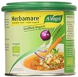 Herbamare® Caldo Vegetal | Con verduras y hortalizas frescas BIO para una vida sana y sabrosa | 250 gr | A.Vogel