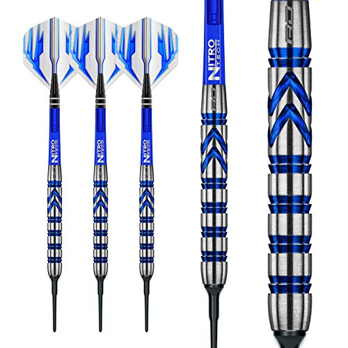 Red Dragon Gerwyn Price Iceman Softdarts - 2