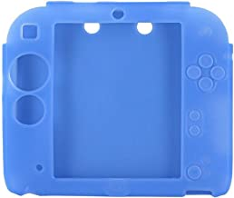 Protective Soft Silicone Rubber Gel Skin Case Cover for Nintendo 2DS