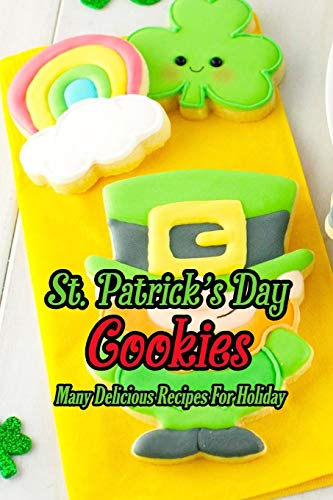St. Patrick's Day Cookies: Many