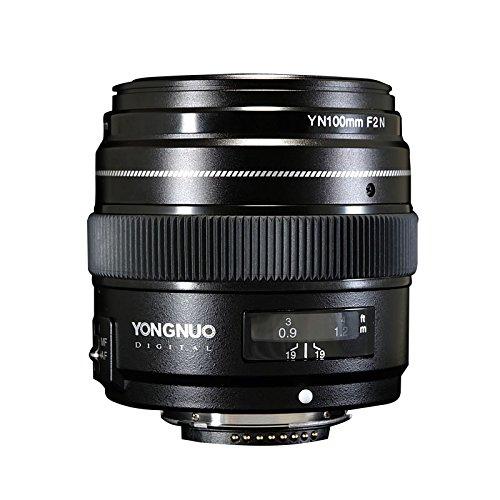 Yongnuo YN 100 mm F2 für Nikon